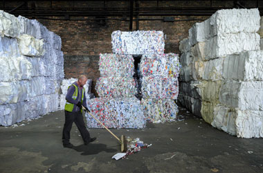 Highlander paper recycling