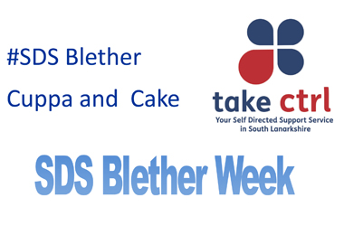 Self Directed Support week poster