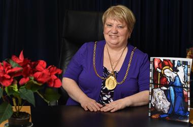 Provost Eileen Logan