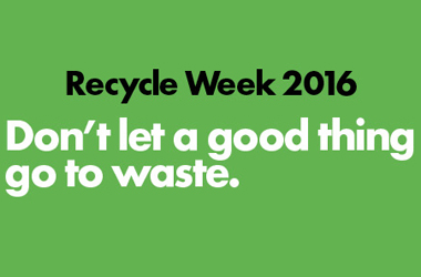 adapted Recycle Week 2016 banner