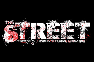 The Street youth project logo