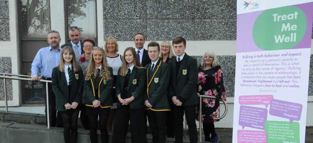 strategy launched to tackle bullying in schools across South Lanarkshire