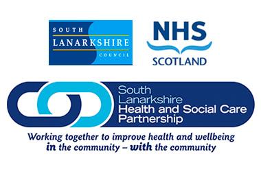 South Lanarkshire Health and Social Care Partnership logo