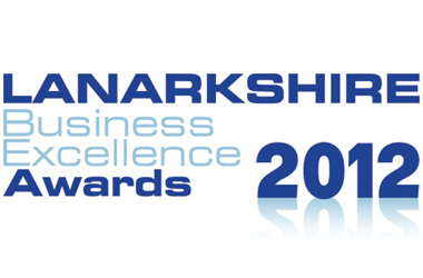 Business awards 2012 logo