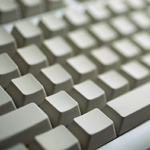 image of computer keyboard