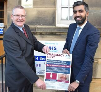 New service to treat patients at Lanarkshire Pharmacies