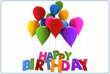Birthday parties at John Wright Sports Centre