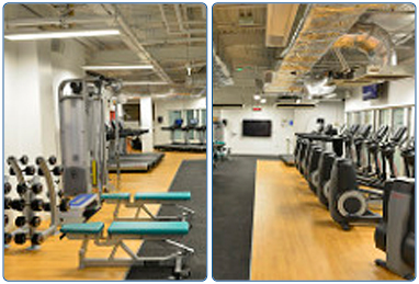 The Gym at Blantyre Leisure Centre