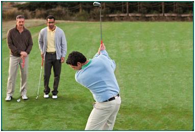 Adult Golf Coaching