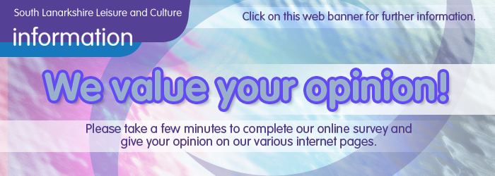 We value your opinion