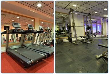 The Gym at Larkhall Leisure Centre