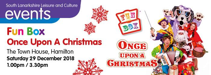 Fun Box - Once Upon a Christmas