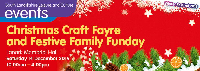 Christmas Craft Fayre and Festive Family Fun Day