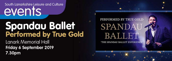 True Gold - The Spandau Ballet Experience