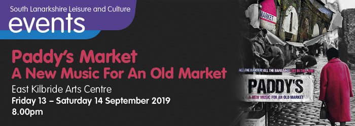 Paddy's Market: A New Music for an Old Market