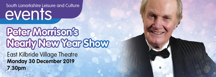Peter Morrison's Nearly New Year Show