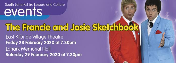 The Francie and Josie Sketchbook Slider image