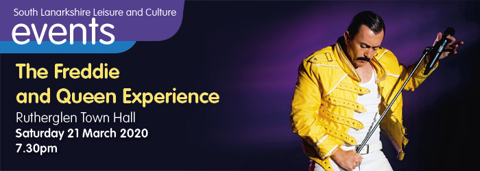 The Freddie and Queen Experience Slider image
