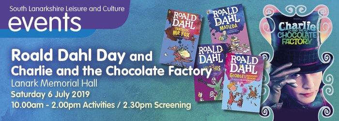 Eat Along Film Screening - Charlie and the Chocolate Factory