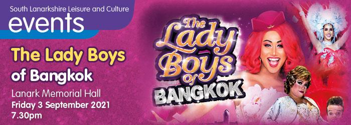 The Ladyboys of Bangkok Slider image