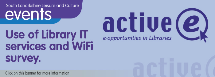 Use of Library IT services and Wifi survey