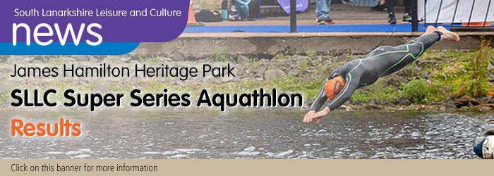 Aquathlon results