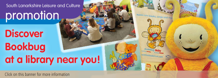 Discover Bookbug at a library near you!