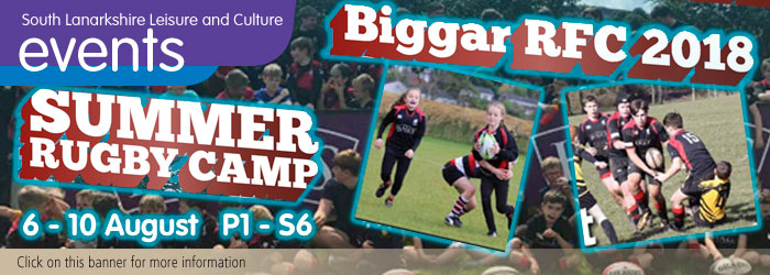Biggar Rugby Club Summer Camp