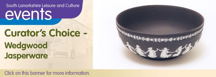 Curators Choice - Wedgwood Jasperware