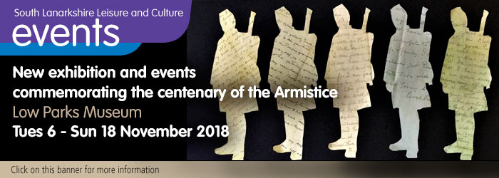 New Exhibition and events commemorating the centenary of the Armistice