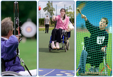 Disability sports