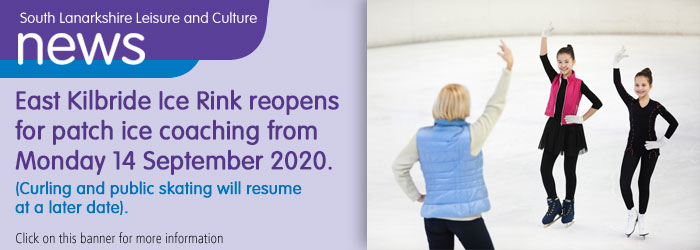 East Kilbride Ice Rink Reopening for Patch Ice Sessions