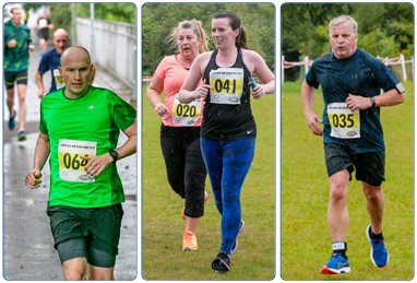 Event 4 - Cam'Glen 10K River Run