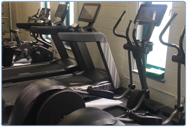 Image forThe Gym at the Willie Waddell Sports and Community Centre