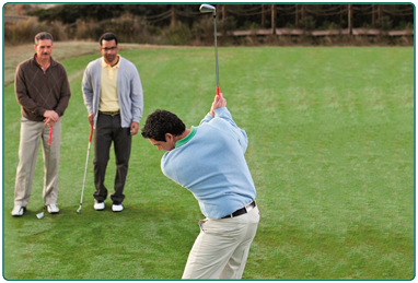 Adult Golf Coaching