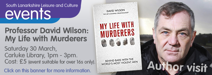 Professor David Wilson: My Life with Murderers