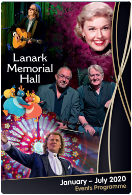 South Lanarkshire Leisure and Culture presents Lanark Memorial brochure
