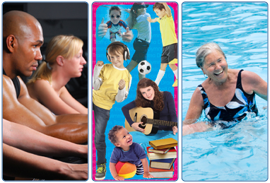 Ace, Fitness, Golf, Heath Suite and Swimming/ Swimming Lessons memberships from South Lanarkshire Leisure and Culture.