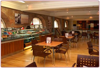 Image forMezzanine Cafe
