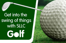 Get into the swing of things with South Lanarkshire Leisure and Culture Golf