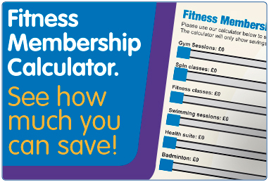 Image forFitness Membership calculator