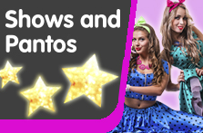 Shows and Pantos with South Lanarkshire Leisure and Culture