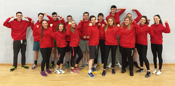 South Lanarkshire Leisure and Culture Sports Coach Academy