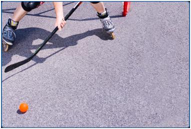 Image forRoller hockey