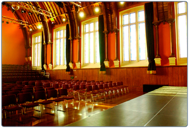 Conference and events at Rutherglen Town Hall