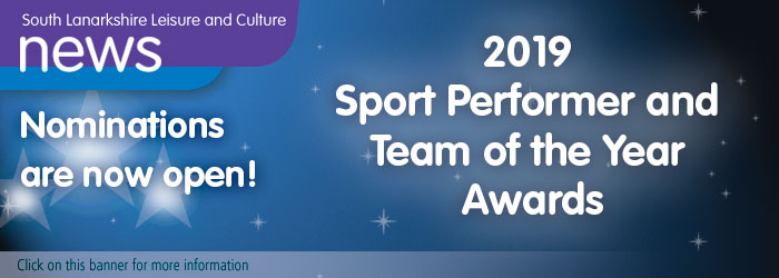 2019 Sports Performer and Team of the Year Awards: Nominations are now open!