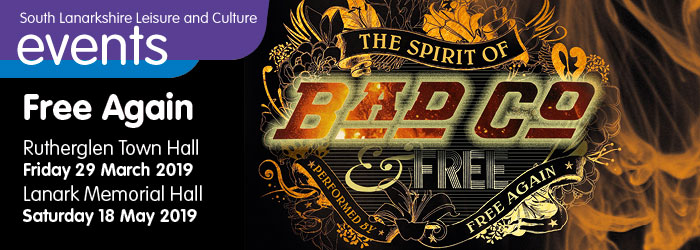 Spirit of Bad Company and Free