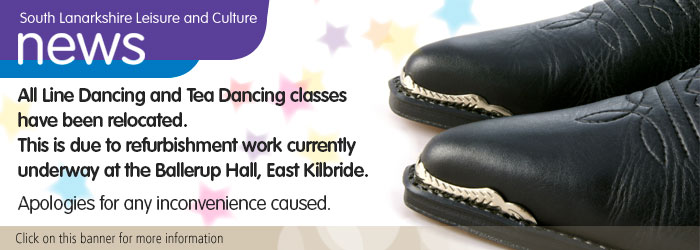 Ballerup Hall Line Dancing and Tea Dancing Sessions Relocation