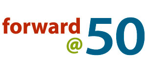 Forward at 50