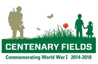Centenary Fields logo